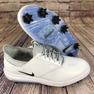 NIKE Air Zoom Direct White Golf Shoes Mens WIDE